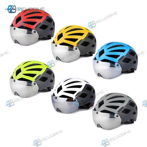 کلاه دوچرخه سواری راپیدو