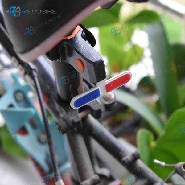 چراغ عقب دوچرخه شارژی
