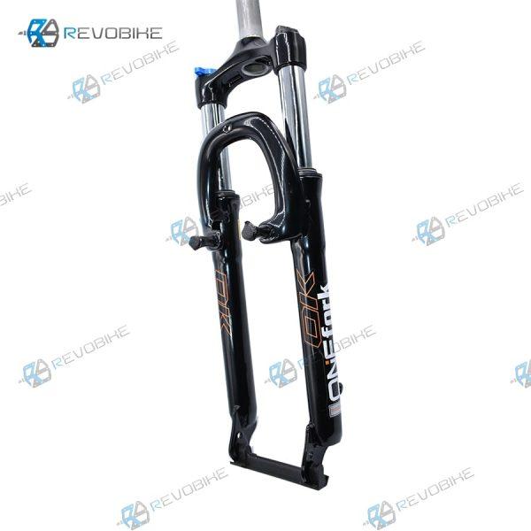 دوشاخه اورسایز دوچرخه بدون رزوه قفل کن دار اوکی